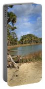 Lowcountry Lagoon Portable Battery Charger