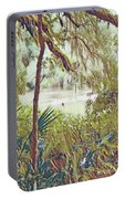 Lowcountry Summer Portable Battery Charger