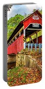 Lower Humbert Covered Bridge 2 Portable Battery Charger