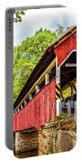 Lower Humbert Covered Bridge 3 Portable Battery Charger