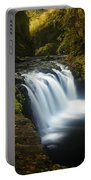 Lower Punchbowl Falls 1 Portable Battery Charger