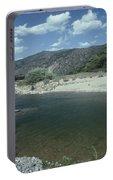 Lower Sisquoc River - San Rafael Wilderness Portable Battery Charger