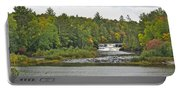 Lower Tahquamenon Falls 4 Portable Battery Charger