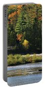 Lower Tahquamenon Falls  4351 Portable Battery Charger