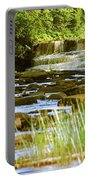 Lower Tahquamenon Falls 6128 Portable Battery Charger