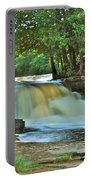 Lower Tahquamenon Falls Portable Battery Charger