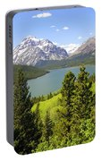 Lower Two Medicine Lake Portable Battery Charger