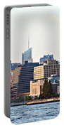 Lower West Side On The Waterfront Portable Battery Charger