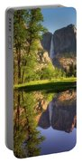 Lower Yosemite Morning Portable Battery Charger
