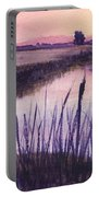 Loxahatchee Sunset Portable Battery Charger