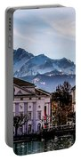 Lucerne's Architecture Portable Battery Charger