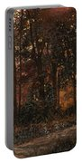 Luci Nel Bosco Portable Battery Charger by Guido Borelli