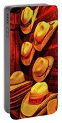 Luckenbach Hats Hdr Portable Battery Charger