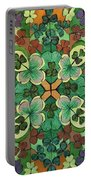 Lucky Day  Mandala Portable Battery Charger