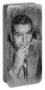 Lucky Luciano Portable Battery Charger