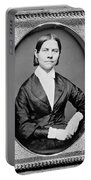 Lucy Stone, American Abolitionist Portable Battery Charger