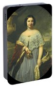 Lucy Tappan Bowen. Mrs Henry C Bowen Portable Battery Charger