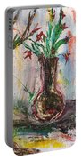 Lucy Vase Portable Battery Charger