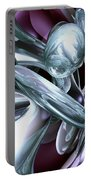 Lullaby Dreams Abstract Portable Battery Charger