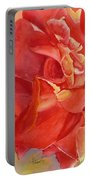 Luminous Rose Portable Battery Charger