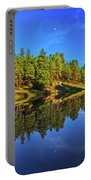 Lunar Reflections Portable Battery Charger