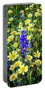 Lupine Amidst Tidy Tips Portable Battery Charger