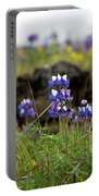 Lupines Portable Battery Charger