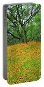 Lush Coreopsis Portable Battery Charger