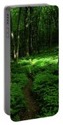 Lush Green At 2 Portable Battery Charger