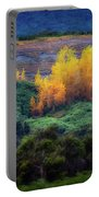Lush New Zealand Countryside Portable Battery Charger
