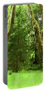 Lush Rain Forest Portable Battery Charger