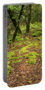 Lush Vegetation Portable Battery Charger