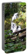Lush Waterfall Portable Battery Charger