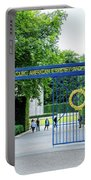 Luxembourg American Cemetery And Memorial Portable Battery Charger