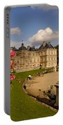 Luxembourg Palace Portable Battery Charger