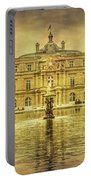 Luxembourg Palace Paris Portable Battery Charger