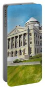 Luzerne County Courthouse Portable Battery Charger