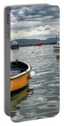 Lyme Regis Harbour - March Portable Battery Charger