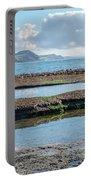 Lyme Regis Seascape 2 - October Portable Battery Charger
