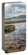 Lyme Regis Seascape 3 - October Portable Battery Charger