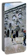 Lynches Castle Galway City Portable Battery Charger
