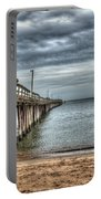 Lynnhaven Fishing Pier, Ocean Side Portable Battery Charger