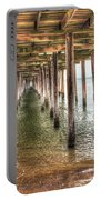 Lynnhaven Fishing Pier, Pillars To The Sea Portable Battery Charger