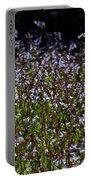 Lyre Leaf Sage Portable Battery Charger