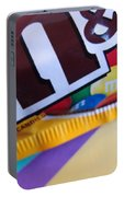 M And M Candy Portable Battery Charger
