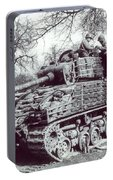 M4 Sherman Portable Battery Charger