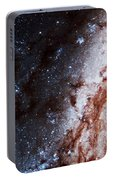 M51 Hubble Legacy Archive Portable Battery Charger