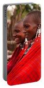 Maasai Women Portable Battery Charger