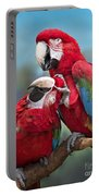 Macaw Love Portable Battery Charger