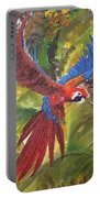Macaw Parrot 3 Portable Battery Charger